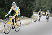 SPAIN / SPANJE / MALLORCA / CYCLING / WIELRENNEN / CYCLISME / CYCLOCROSS / VELDRIJDEN / TELENET FIDEA CYCLING TEAM / WINTERSTAGE / TRAINING CAMP / QUINTEN HERMANS /