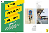 "Sportweek included one of our shots from the last Milano Sanremo in their ""Best of 2016"" selection"