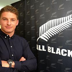 Rugby - Beauden Barrett Presser