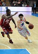 DESCRIZIONE : Piacenza Campionato Lega Basket A2 2011-12 Morpho Basket Piacenza Aget Service Imola<br /> GIOCATORE : Marco Passera<br /> SQUADRA : Morpho Basket Piacenza<br /> EVENTO : Campionato Lega Basket A2 2011-2012<br /> GARA : Morpho Basket Piacenza Aget Service Imola<br /> DATA : 12/12/2011<br /> CATEGORIA : Palleggio Penetrazione<br /> SPORT : Pallacanestro <br /> AUTORE : Agenzia Ciamillo-Castoria/L.Lussoso<br /> Galleria : Lega Basket A2 2011-2012 <br /> Fotonotizia : Piacenza Campionato Lega Basket A2 2011-12 Morpho Basket Piacenza Aget Service Imola<br /> Predefinita :