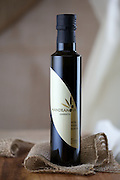 A small bottle of the top shelf olive oil by Mandranova in Sicily