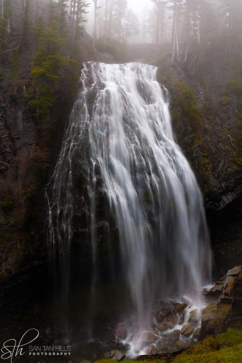Narada Falls - Mt. Rainier National Park, WA