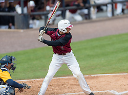 2017 NC Central Baseball vs A&T \ www.nccueaglepride.com - Photo by: Kevin L. Dorsey