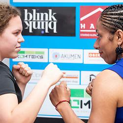 20180905: SLO, Boxing - Press conference of Ema The Princess Kozin