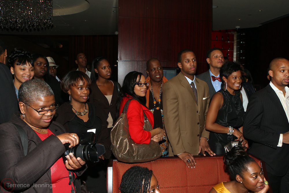 17 November 2010-New York, NY- Crowd at 'The Keeping it Rich with Sakina' on BET.com  VIP Launch Party held at The New York Helmsley Hotel on November 17, 2010 in New York City. Photo Credit: Terrence Jennings