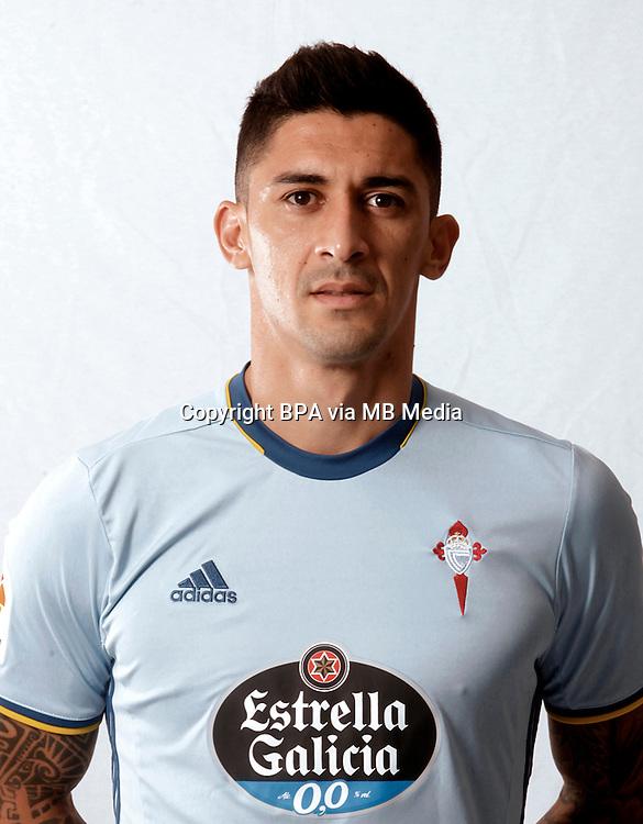 Spain - La Liga Santander 2016-2017 / <br /> ( R.C. Celta de Vigo ) - <br /> Pedro Pablo Hernandez &quot; Pablo Hernandez &quot;