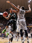 NCAA Basketball - Purdue Boilermakers vs Michigan State Spartans - West Lafayette, IN