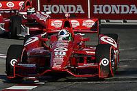 Dario Franchitti, Honda Indy Toronto, Streets of Toronto, Toronto, Ontario Canada 07/08/12