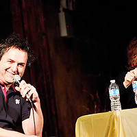 Tom Scharpling, Julie Klausner