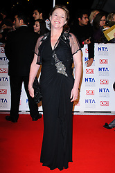 Pauline Quirke at the National Television Awards held in London on Wednesday, 25th January 2012. Photo by: i-Images