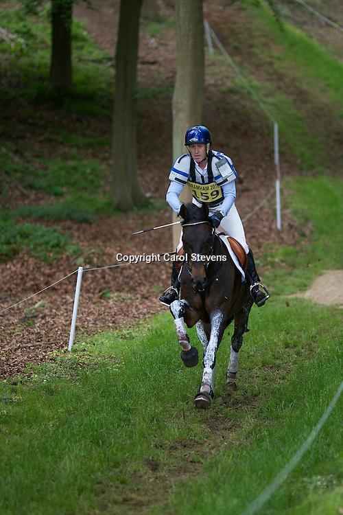 Equi-Trek Bramham International Horse Trials 2012  CIC3*<br /> Andrew Hoy and Cheeky Calimbo (AUS)