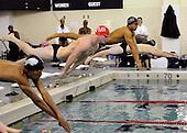 2011 VMI Swimming & Diving vs Howard/NC A&T