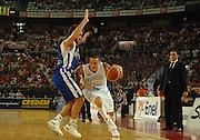 DESCRIZIONE : Roma Amichevole preparazione Eurobasket 2007 Italia Grecia <br /> GIOCATORE : Fabio Di Bella <br /> SQUADRA : Nazionale Italia Uomini <br /> EVENTO : Amichevole preparazione Eurobasket 2007 Italia Grecia <br /> GARA : Italia Grecia <br /> DATA : 30/08/2007 <br /> CATEGORIA : Penetrazione <br /> SPORT : Pallacanestro <br /> AUTORE : Agenzia Ciamillo-Castoria/E.Grillotti