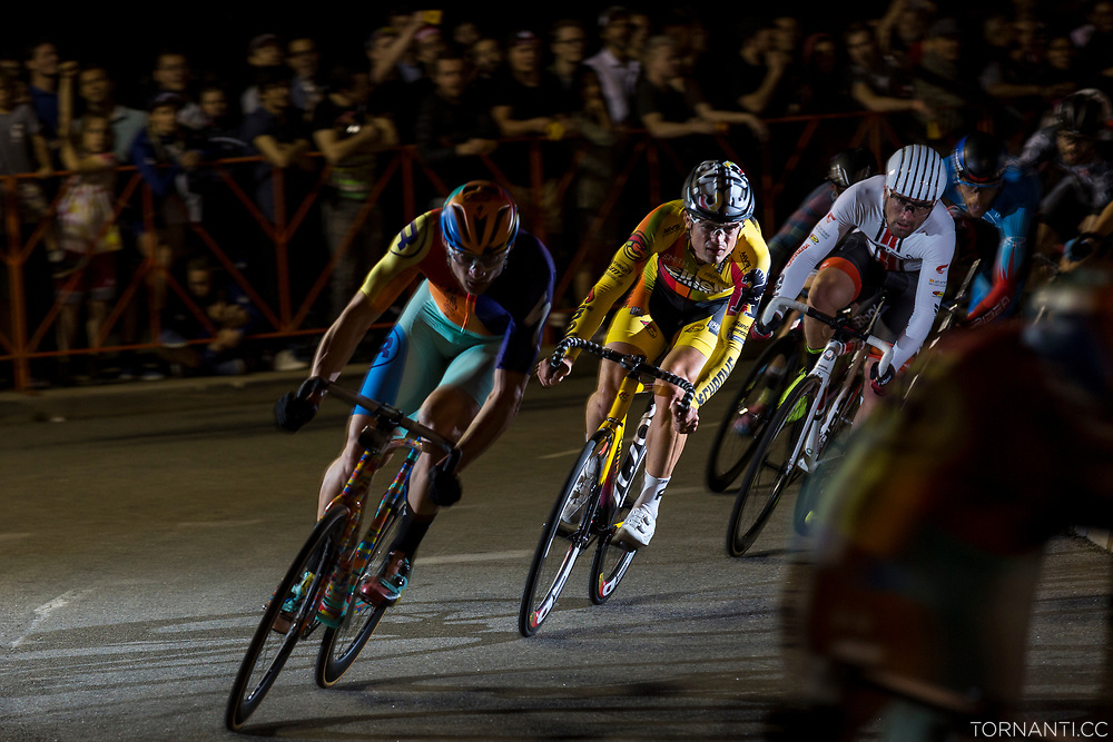 Red Hook Criterium Brooklyn no. 10<br />