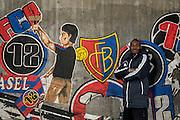 28.11.2013; Basel; Fussball Super League - FC Basel; Portrait Giovanni Sio (Valeriano Di Domenico/freshfocus)