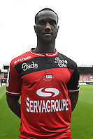 Brou Benjamin Angoua of Guingamp during the Photo shooting of En Avant Guingamp on september 27th 2016<br /> Photo : Philippe Le Brech / Icon Sport