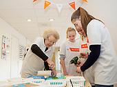 Prinses Beatrix zet zich in voor NLdoet