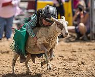2017 ESR Mutton Busting
