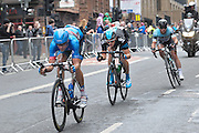National Road Race Championship in Glasgow.