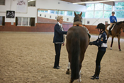 At home with Madeleine Winter Schulze <br /> WS stables - Wedemark 2012<br /> © Dirk Caremans