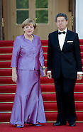 State Visit queen Elizabeth to Germany, State Banquet Berlin 24-06-2015
