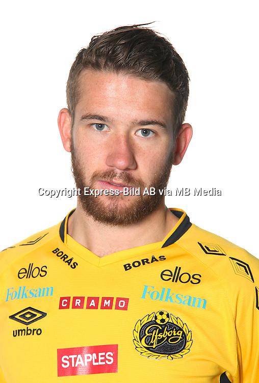 Marcus Rohd&eacute;n<br /> Halvfigur<br /> @Leverans<br /> Allsvenskan 2016<br /> Fotboll