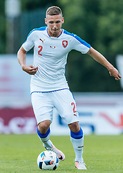 27.05.2016, Grenzlandstadion, Kufstein, AUT, Testspiel, Tschechien vs Malta, im Bild Pavel Kaderabek (CZE) // Pavel Kaderabek of Czech Republic during the International Friendly Match between Czech Republic and Malta at the Grenzlandstadion in Kufstein, Austria on 2016/05/27. EXPA Pictures © 2016, PhotoCredit: EXPA/ JFK