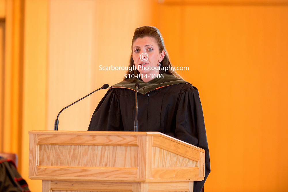 January 10th, 2014: Buies Creek, NC, Campbell University Inaugural Doctor of Physical Therapy Convocation