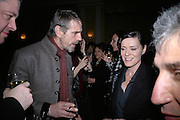 Jeremy Irons and Lisa Stansfield, Opening Gala of Rendez-Vous with French Cinema. Screening of La Vie En Rose and party afterwards at Claridges. 29 March 2007. -DO NOT ARCHIVE-© Copyright Photograph by Dafydd Jones. 248 Clapham Rd. London SW9 0PZ. Tel 0207 820 0771. www.dafjones.com.
