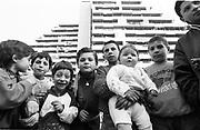 Napoli,1991-quartiere Le Vele-ph.isabella balena©
