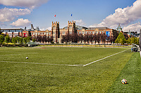 Soccer Field @ Southern Alberta Institute of Technology (SAIT)