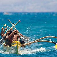 Great Waikoloa Canoe Race 2011