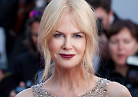 Nicole Kidman at The Beguiled gala screening at the 70th Cannes Film Festival Wednesday 24th May 2017, Cannes, France. Photo credit: Doreen Kennedy