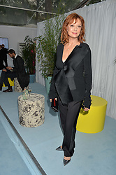 SUSAN SARANDON at the Glamour Magazine Women of the Year Awards in association with Next held in the Berkeley Square Gardens, London on 7th June 2016.