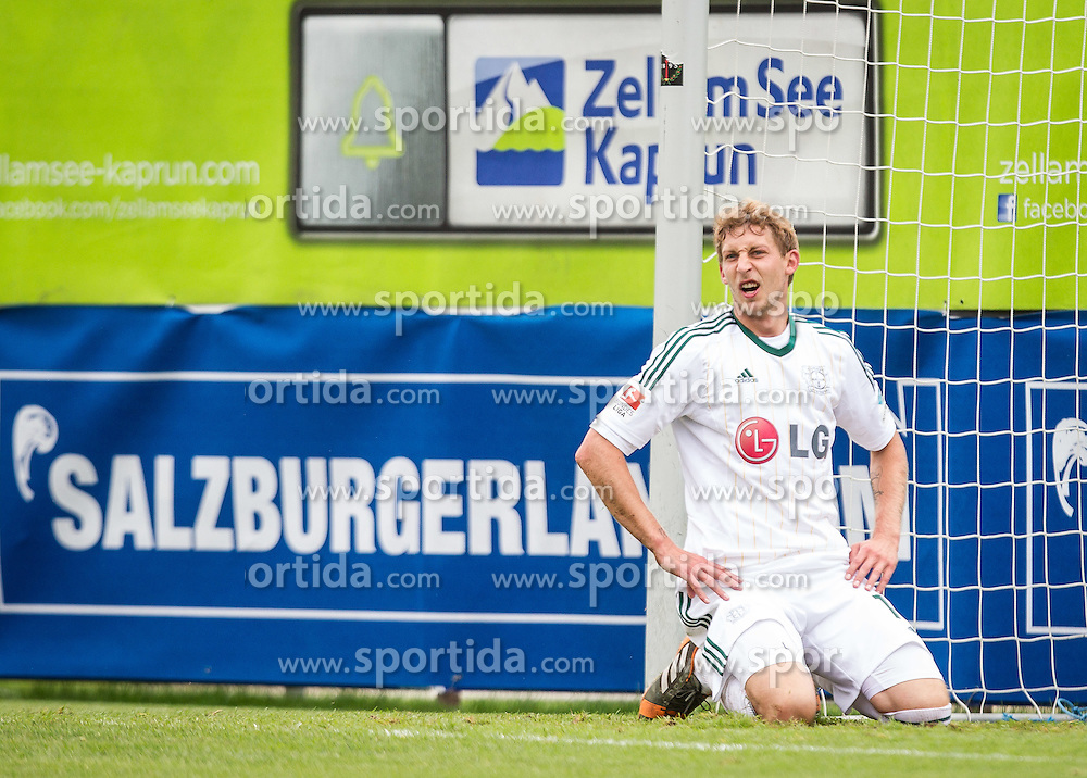 22.07.2014, Alois Latini Stadion, Zell am See, AUT, Testspiel, Bayer 04 Leverkusen vs Lokomotive Moskau, im Bild Stefan Kießling (Bayer 04 Leverkusen) // during a Friendly Match between Bayer 04 Leverkusen and Lokomotiv Moskva at the Alois Latini Stadium, Zell am See, Austria on 2014/07/22. EXPA Pictures © 2014, PhotoCredit: EXPA/ JFK