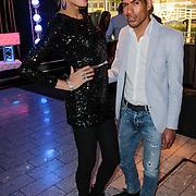 NLD/Rotterdam/20120516 - Verjaardag en boekpresentatie Magali Gorre, Giovanni Laisina en DJ Sunny
