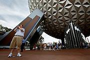Orlando, Florida, USA, 20090325:   The Disney EPCOT Center in Orlando. Photo: Orjan F. Ellingvag/ Dagbladet/ Corbis