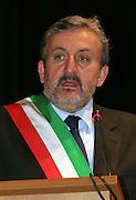 Foto di Donato Fasano Photoagency, nella foto : Michele Emiliano