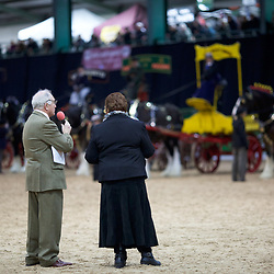 Shire Horse Society Spring Show 2018<br />