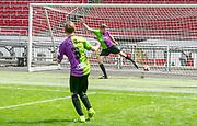Johan Cruijff ArenA, Amsterdam. FC Kensington vs FC Coen en Sander. Op de foto: Coen Swijnenberg