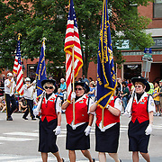 Montpelier - July 3rd Parade 2012