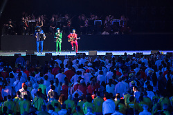 Closing Ceremony at Rio 2016 Paralympic Games, Brazil