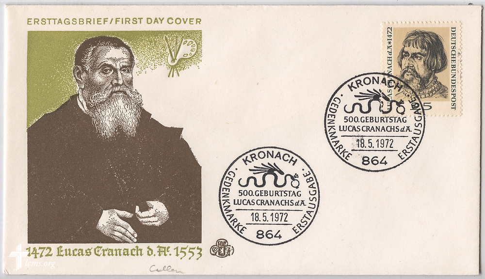 Postcards of the Lutheran Reformation. From the Concordia Historical Institute Collection