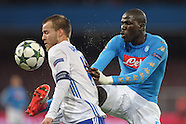 Napoli v Dynamo Kyiv - UEFA Champions League - 23/11/2016