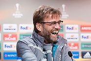 Liverpool Press Conference 270416
