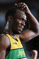 ATHLETICS - IAAF WORLD CHAMPIONSHIPS 2011 - DAEGU (KOR) - DAY 1 - 27/08/2011 - MEN 100M - USAIN BOLT (JAM) - PHOTO : FRANCK FAUGERE / KMSP / DPPI