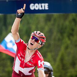 20160617: SLO, Cycling - 23. Kolesarska dirka Po Sloveniji / 23rd Tour de Slovenie, Stage 2