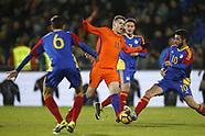 Netherlands U21 and Andorra U21 - 10 November 2017