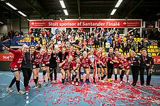 30.12.2017 Santander Final 4 - Team Esbjerg - København Håndbold 31:20