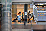 Nederland, Nijmegen, 16-1-2012Het gebouw van de afdeling techniek van het ROC, het technovium.Twaalf techniekdocenten worden wegbezuinigd bij de techniekopleidingen van het ROC vanwege teruglopende studentenaantallen.Foto: Flip Franssen/Hollandse Hoogte